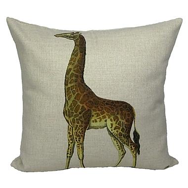 Golden Hill Studio Giraffe Pillow Cover