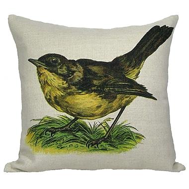 Golden Hill Studio Wren Throw Pillow