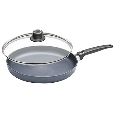 Woll Cookware Diamond Plus 12.5'' Non-Stick Frying Pan w/ Lid