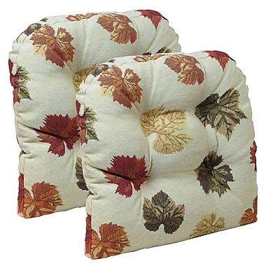 Klear Vu Falling Chair Cushion (Set of 2)