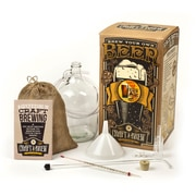 Craft A Brew Brown Ale Brew Kit Beer Recipe Kit