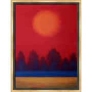 HadleyHouseCo Summer Solstice by Daniel Lager Painting Print on Canvas