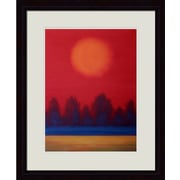HadleyHouseCo Summer Solstice by Daniel Lager Framed Painting Print