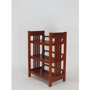 Wayborn 32'' Standard Bookcase