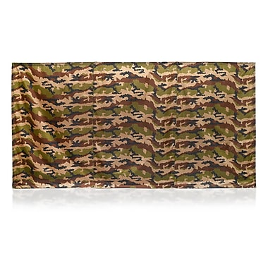 Symple Stuff Instant Outdoor 72'' x 144'' Privacy Screen; Camouflage
