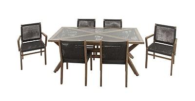 Cole & Grey 7 Piece Dining Set