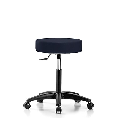 Perch Chairs & Stools Height Adjustable Swivel Stool; Imperial Fabric