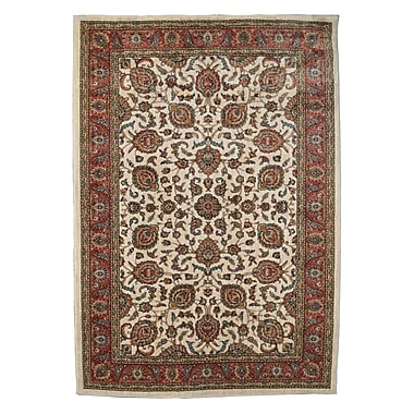 Mayberry Rug Finely Sand Area Rug; 5'3'' x 7'10''