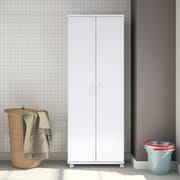 Boahaus Two Door 26.58'' W x 70.79'' H Cabinet