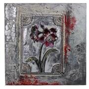 Essential Decor & Beyond 'Flower' Oil Painting Print on Canvas
