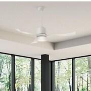 Hunter Fan 54'' Symphony Wi-Fi 3 Blade LED Fan w/ Remote
