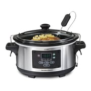 Hamilton Beach 6-Quart Stay or Go Portable Slow Cooker