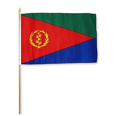 FlagsImporter Eritrea Traditional (Set of 12)