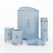 Immanuel Royal 5-Piece Bathroom Accessory Set; Pale Turquoise