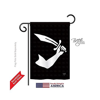 TwoGroupFlagCo Thomas Tew 2-Sided Vertical Flag; 40'' H x 28'' W