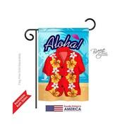 TwoGroupFlagCo Paradise Shirt 2-Sided Vertical Flag; 40'' H x 28'' W