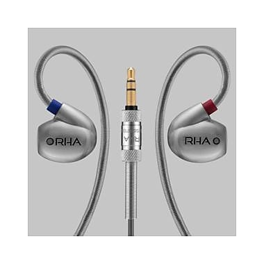 RHA T10 High Fidelity Noise Isolating In-Ear Headphones (202012)
