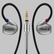 RHA T20 High Fidelity Noise Isolating DualCoil In-Ear Headphones (202020)