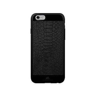 Black Rock Material Cell Phone Case for iPhone 6/6S, Snake Black (1010MSK02)