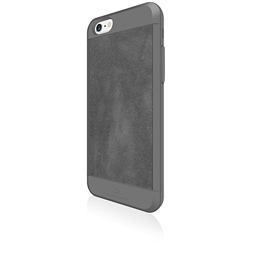 Black Rock Material Cell Phone Case for iPhone 6/6S, Transparent Grey (1010MTR03)