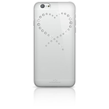 White Diamonds Eternity Cell Phone Case for iPhone 6/6S, Crystal (1310ETY5)