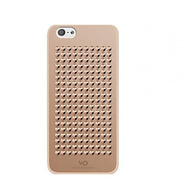 White Diamonds The Rock Cell Phone Case for iPhone 6/6S, Rose Gold (1310RCK56)