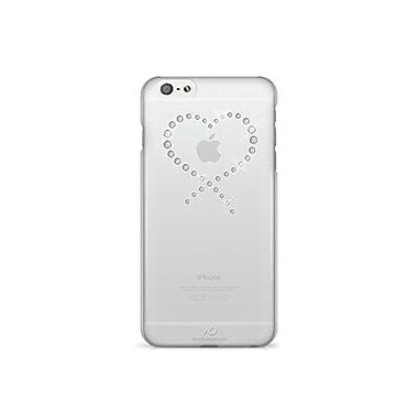 White Diamonds Eternity Cell Phone Case for iPhone 6/6S Plus, Crystal (1320ETY5)