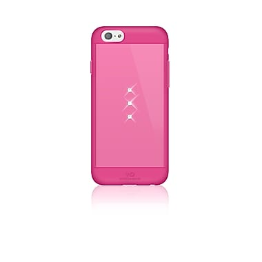 White Diamonds Luxury Active Cell Phone Case for iPhone 6/6S, Pink (1330LUX41)