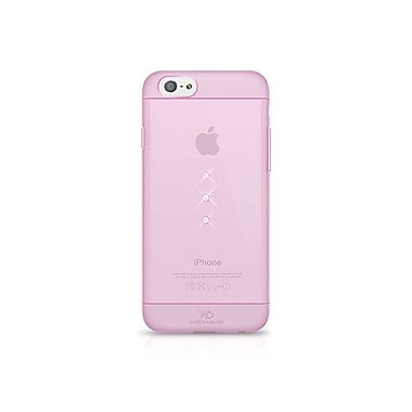 White Diamonds Pure Active Cell Phone Case for iPhone 6/6S, Rose (1330PUR75)