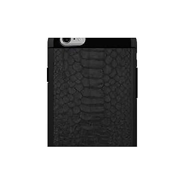 Black Rock Material Cell Phone Case for Galaxy S6, Snake Black (2010MSK02)