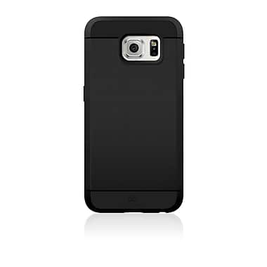 Black Rock Material Cell Phone Case for Galaxy S7, Mesh Black (2040MMS02)