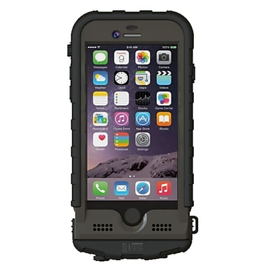 Snow Lizard SLXtreme 4000 mAh Rugged Charging Case for iPhone 6/6S, Black (SLSLXAPL06-BL)