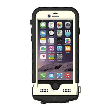 Snow Lizard SLXtreme 4000 mAh Rugged Charging Case for iPhone 6/6S, White (SLSLXAPL06-WH)