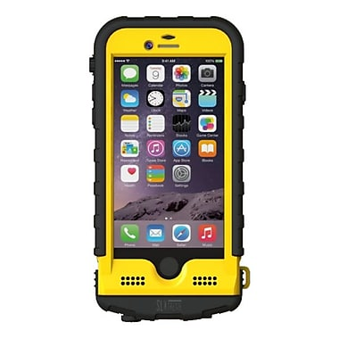 Snow Lizard SLXtreme 4000 mAh Rugged Charging Case for iPhone 6/6S, Yellow (SLSLXAPL06-YE)