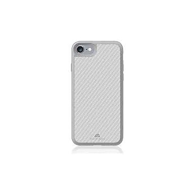 Black Rock Material Cell Phone Case for iPhone 6/6S/7, Glass Fibre Silver (1025MCA08)