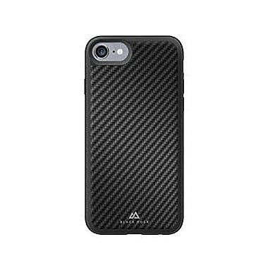Black Rock Material Cell Phone Case for iPhone 6/6S/7