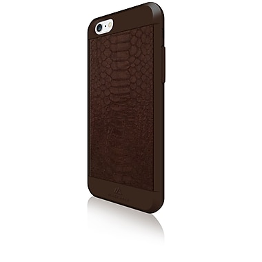 Black Rock Material Cell Phone Case for iPhone 6/6S, Snake Brown (1010MSK06)
