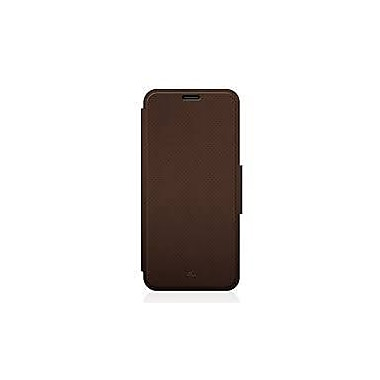 Black Rock Material Booklet Cell Phone Case for iPhone 6/6S, Mesh Brown (1011MMS06)