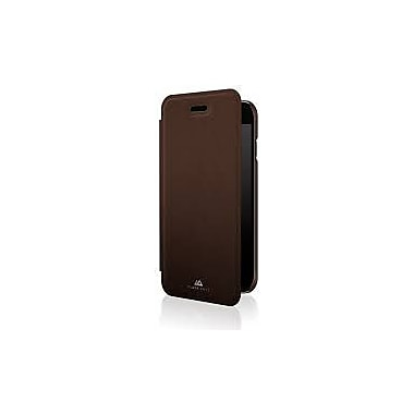 Black Rock Material Booklet Cell Phone Case for iPhone 6/6S, Brown (1012MMS06)