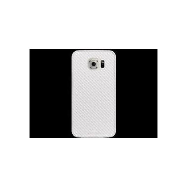 Black Rock Flex Carbon Cell Phone Case for Galaxy S6 Edge, White (2020ECB04)
