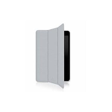 Black Rock Air Booklet Cell Phone Case for iPad mini 4, Silver (3012AIR08)