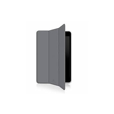 Black Rock Air Booklet Cell Phone Case for iPad mini 4, Space Grey (3012AIR10)