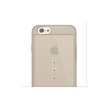 White Diamonds Luxury Active Cell Phone Case for iPhone 6/6S, Rose Gold (1330LUX56)