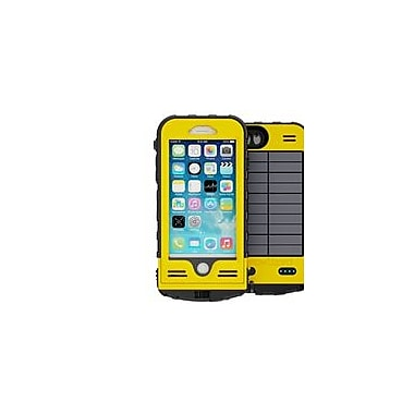 Snow Lizard SLXtreme 4000 mAh Rugged Charging Case for iPhone 7, Yellow (SLSLXAPL07-YE)