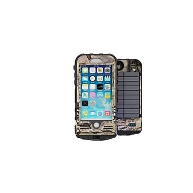Snow Lizard SLXtreme 4000 mAh Rugged Charging Case for iPhone 7, Mossy Oak (SLSLXAPL07-HU)