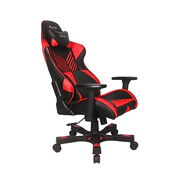 Crank Series Professional Grade Gaming & Computer Chair in Black & Red