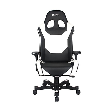 Throttle Series Professional Grade Gaming & Computer Chair in Black & White