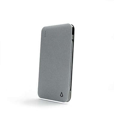 LBT 7 Days Power Bank, 5000 mAh, Grey (7DAYS)