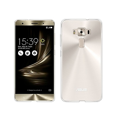 LBT Gel Skin Cell Phone Case for ASUS Zenfone3, Clear (AZEN3CL1)