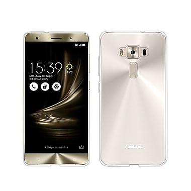 LBT – Étui en gel ultramince pour téléphone cellulaire ASUS Zenfone3, transparent (AZEN3CL1)